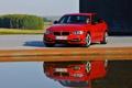 Картинка Красный, Отражение, Авто, BMW, Бумер, Седан, Sport