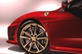 Картинка Красный, Авто, Диск, Машина, Колесо, F430, Ferrari