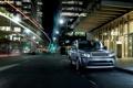 Картинка Sport, ночь, Land Rover, Range Rover, огни
