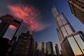 Картинка США, город, Illinois, Chicago, Иллинойс, небоскребы, Чикаго
