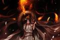 Картинка Девушка, перья, змей, феникс, василиск