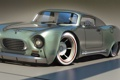 Картинка автомобиль, art, concept art, old car