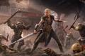 Картинка Доспехи, Свет, Меч, Оружие, DLC, Экипировка, Middle-Earth: Shadow of Mordor