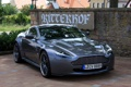 Картинка машина, Aston Martin, Vantage, тень, вид спереди, Cargraphic