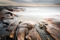 Картинка пейзаж, камни, море