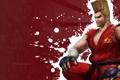 Картинка Прическа, Боец, Paul, Tekken 6