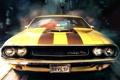 Картинка Driver, погоня, скорость, Dodge Challenger R/T