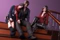 Картинка Resident Evil, fanart, Biohazard, Leon Scott Kennedy, Ada Wong, Carla Radames