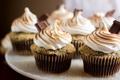 Картинка шоколад, сладости, крем, десерт, выпечка, сладкое, кексы