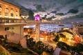 Картинка Сан Марсело Форт, облака, Mercado Modelo, Итапарика Остров, Сальвадор, лодки, залив