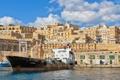Картинка танкер, Malta, Мальта, Валлетта, Valletta