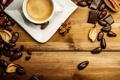 Картинка coffee, beans, кофе, cup