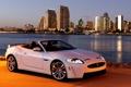 Картинка Jaguar, Город, Машина, Белая, Свет, Ягуар, Car