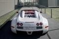 Картинка Bugatti Veyron, бугатти, выхлоп, roadster, задок, вейрон, Grand Sport