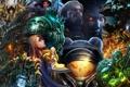 Картинка World of Warcraft, Starcraft, персонажи, Diablo, Blizzard games