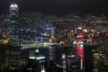 Картинка высотки, неон, ночь., город, небоскребы, Гонконг, китай