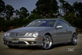 Картинка Mercedes Benz, AMG, CL 5.5