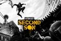 Картинка дом, капюшон, шлем, парень, народ, inFamous: Second Son, Delsin Rowe
