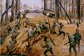 Картинка война, танк, war, France, немцы, французы, October 1944