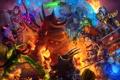Картинка World of Warcraft, Warcraft, Sonya, diablo, Jaina Proudmoore, Zeratul, Sylvanas