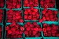 Картинка ягоды, малина, коробочки
