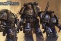 Картинка Space Marine, Warhammer 40000, Warhammer 40k, Ультрамарины, Ultramarines