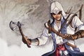 Картинка art, assassins creed 3, connor, kenway, коннор кенуэй