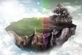 Картинка природа, земля, living gaia