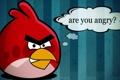 Картинка вопрос, angry birds, злые птицы, angry, красная птица