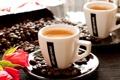 Картинка чашки, кофе, макро