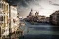 Картинка дома, канал, венеция