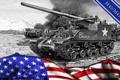 Картинка американская, САУ, World of tanks, WoT, мир танков, самоходная артиллерийская установка, m40/m43