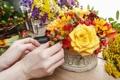 Картинка цветы, букет, flowers, флористика