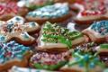 Картинка еда, печенье, макро