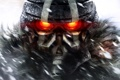 Картинка wallpaper, games, winter, mask, killzone 3