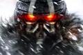 Картинка wallpaper, games, winter, mask, killzone 3