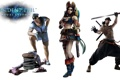 Картинка тату, птица, Chris Redfield, Resident Evil: Revelations, sailor, Keith Lumley, ninja