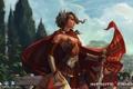 Картинка меч, богиня, wonder woman, infinite crisis