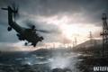Картинка игра, вертолет, DICE, Battlefield 4, вышки