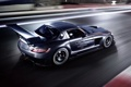 Картинка Mercedes-Benz, вид сзади, AMG, SLS, GT3, 45th Anniversary