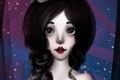 Картинка лицо, волосы, девочка, art, NImFpa