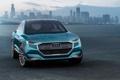Картинка Audi, ауди, концепт, e-tron, quattro, 2015, concpt
