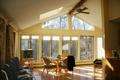 Картинка дизайн, коттедж, вилла, жилая комната, дом, интерьер, стиль