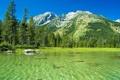 Картинка США, пейзаж, фото, вода, природа, горы, Grand Teton