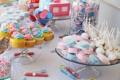 Картинка сладость, конфеты, карамель, кексы
