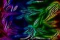 Картинка свет, линии, узор, цвет, радуга