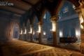 Картинка дом, свечи, колонны, беспорядок, dragon age inquisition