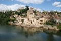 Картинка город, фото, побережье, Франция, Puy L Eveque