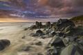 Картинка море, небо, вода, облака, природа, камни