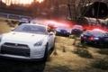 Картинка гонка, полиция, погоня, need for speed most wanted 2, Nissan R35 GTR
